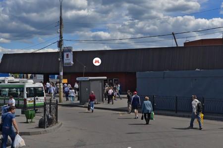 Станция метро «Петровско-Разумовская» не будет работать все выходные
