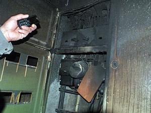 Поджигатели оставили без телесигнала полсотни квартир