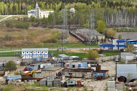 В создание парковок и лабораторных центров в Алабушево вложат более 5 млрд рублей