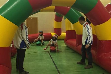 Зеленоградские дошколята побывали в гостях у «Зебры»
