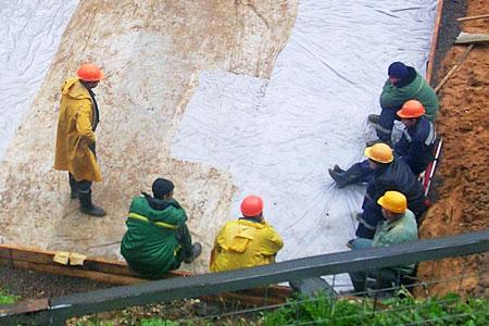 Избившие до смерти своего коллегу строители получили длительные сроки заключения
