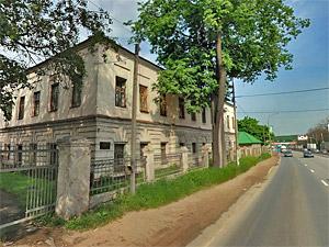 Историческое здание почтовой станции в Черной грязи продадут с аукциона