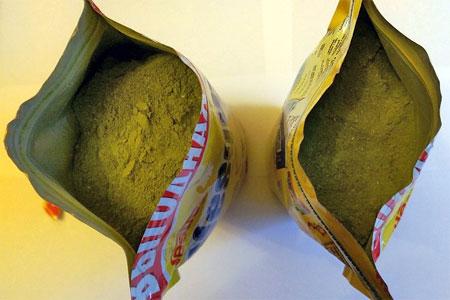В мордовской колонии перехватили посылку с марихуаной из Зеленограда