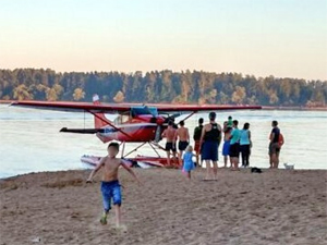 Несколько человек погибли в столкновении вертолета и гидроплана над Истринским водохранилищем