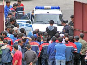 За 11 дней спецоперации «Мигрант» полиция отыскала 71 нелегала