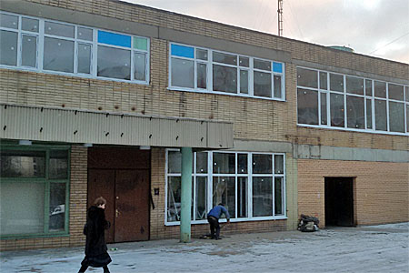 В «клубной точке» на Яблоневой аллее откроют физкультурный центр