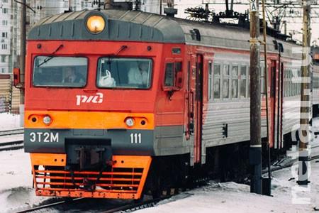 Несколько электричек остановились в пути из Москвы в Зеленоград