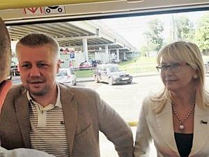 Автобусный маршрут №28 снова изменят по просьбе главврача 201-й поликлиники