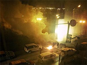 За двое суток в Зеленограде сгорели две иномарки