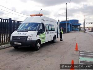 В Зеленограде заработают мобильные посты весового контроля грузовиков