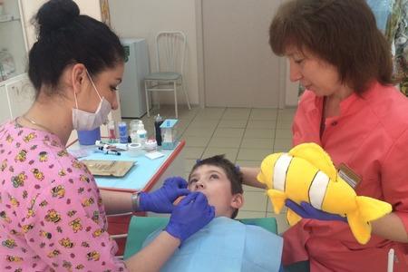Центр стоматологии «Валерия» предлагает консультации и услуги детского психолога