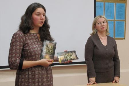 Студенты медколледжа Зеленограда встретились с представителем Фонда помощи хосписам «Вера»