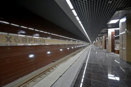 Станцию «Ховрино» Замоскворецкой линии метро могут открыть для пассажиров 29декабря
