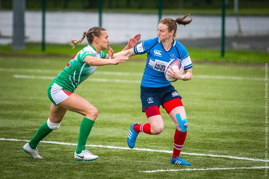 Чемпионат России по женскому регби