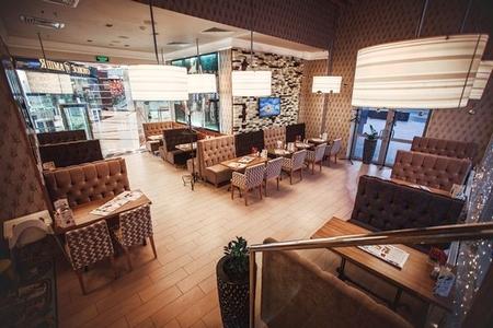 В ТК «Панфиловский» открылось кафе Kill The Grill