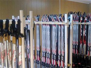 В Зеленограде заработали пункты проката лыж