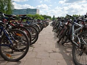 Зеленоградцам предлагают выбрать места для велопарковок