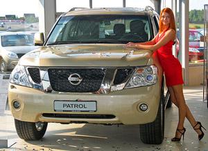 Nissan пришел в Зеленоград