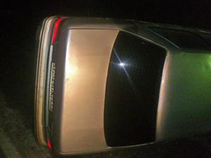 Автомобиль нарушителя перевернулся во время погони