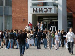 На входе в МИЭТ установят турникеты
