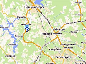 Машину зеленоградца обстреляли на Пятницком шоссе