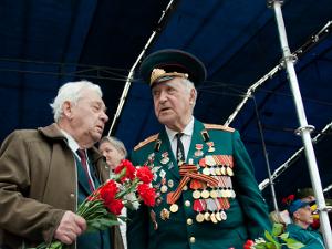 День Победы, «Диамант», «ИКС-Миссия», салют, «Приношение Петру Чайковскому»