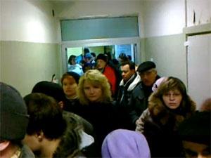 В поликлиниках появилось 4,5 тысячи новых пациентов