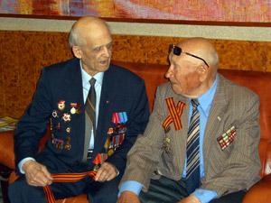 В Зеленограде осталось 4266 ветеранов