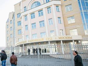 Суд не отменил результаты слушаний по строительству магазина у корпуса 1519