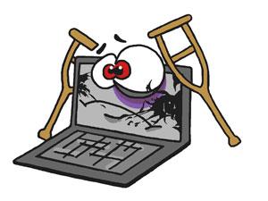 Травмпункт для ноутбуков