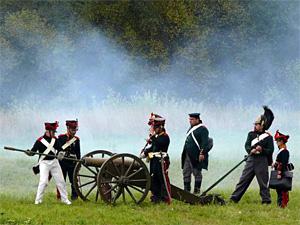 В деревне Каменка воссоздадут сражение 1812 года