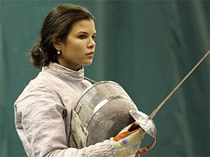 Зеленоградская саблистка взяла «серебро» Всероссийской универсиады