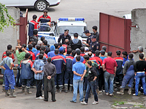 На крюковском рынке и в Алабушево проверили 166 мигрантов