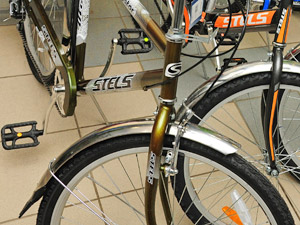 Полиция задержала велоугонщика широкого профиля