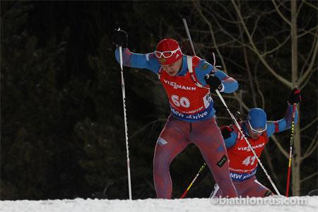 Матвей Елисеев вошел в число 100 лучших биатлонистов мира