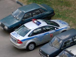 Виновник ДТП разыграл угон собственного авто