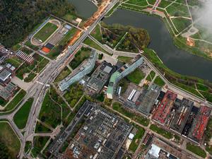 В Южной промзоне спроектировали паркинги на 3,2 тысячи мест