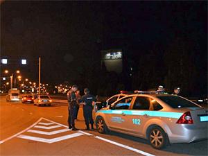 За ночь полицейские проверили в Зеленограде почти 800 транспортных средств