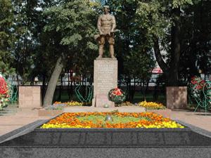 Префектура выбрала проект мемориала с именами погибших воинов