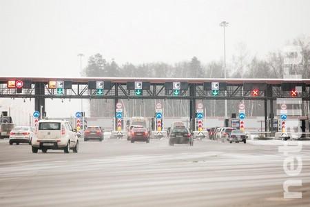 Участок дороги М-11 вПодмосковье временно будет бесплатным