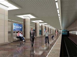 В 2015 году в Ховрино появится станция метро