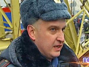 Назначен новый начальник МЧС Зеленограда