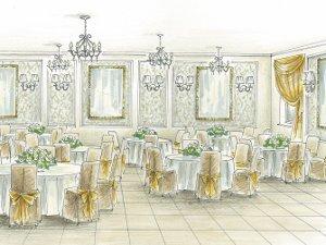 Секреты стиля и свадебный переполох: рецепты от New York Hall