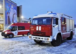 Зеленоградские пожарные получили новую технику