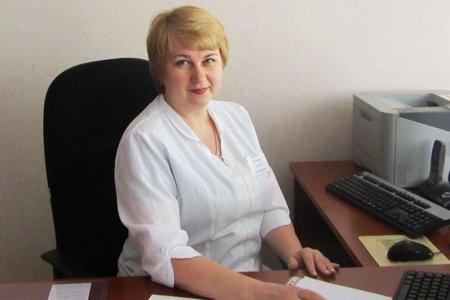 Назначен новый главный врач детской поликлиники