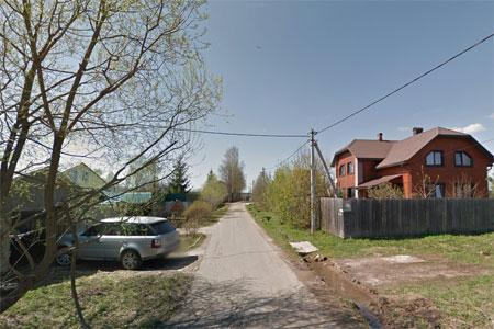 Зеленоградские пожарные спасли супружескую пару из горящего дома в Лигачево