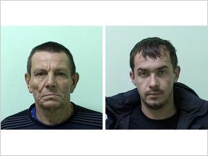 Полиция поймала серийных домушников