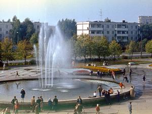 Город юности Зеленоград