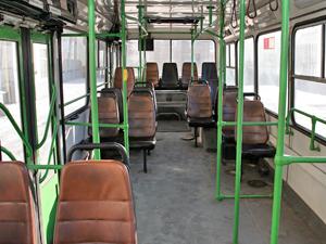 В новогоднюю ночь продлят время работы автобусов