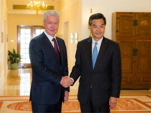 Мэр Москвы позвал китайских инвесторов в Зеленоград